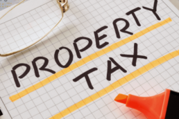 Property Tax: Claiming Expenses Incurred Before You Let
