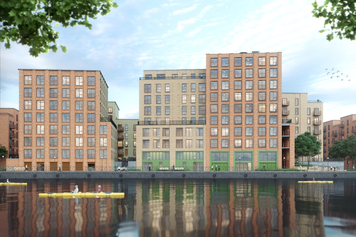 Bridgewater Wharf - Manchester property for sale