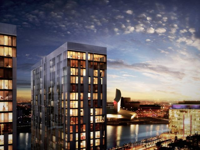 X1 MEDIA CITY: TOWER 3 - Investment properties for sale